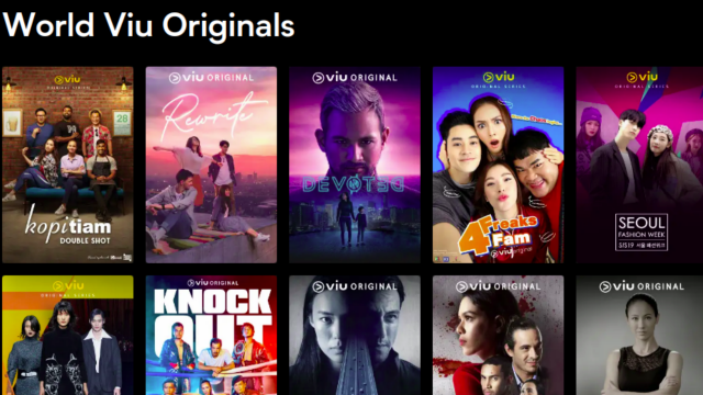 Originals Viu Web Series featured image