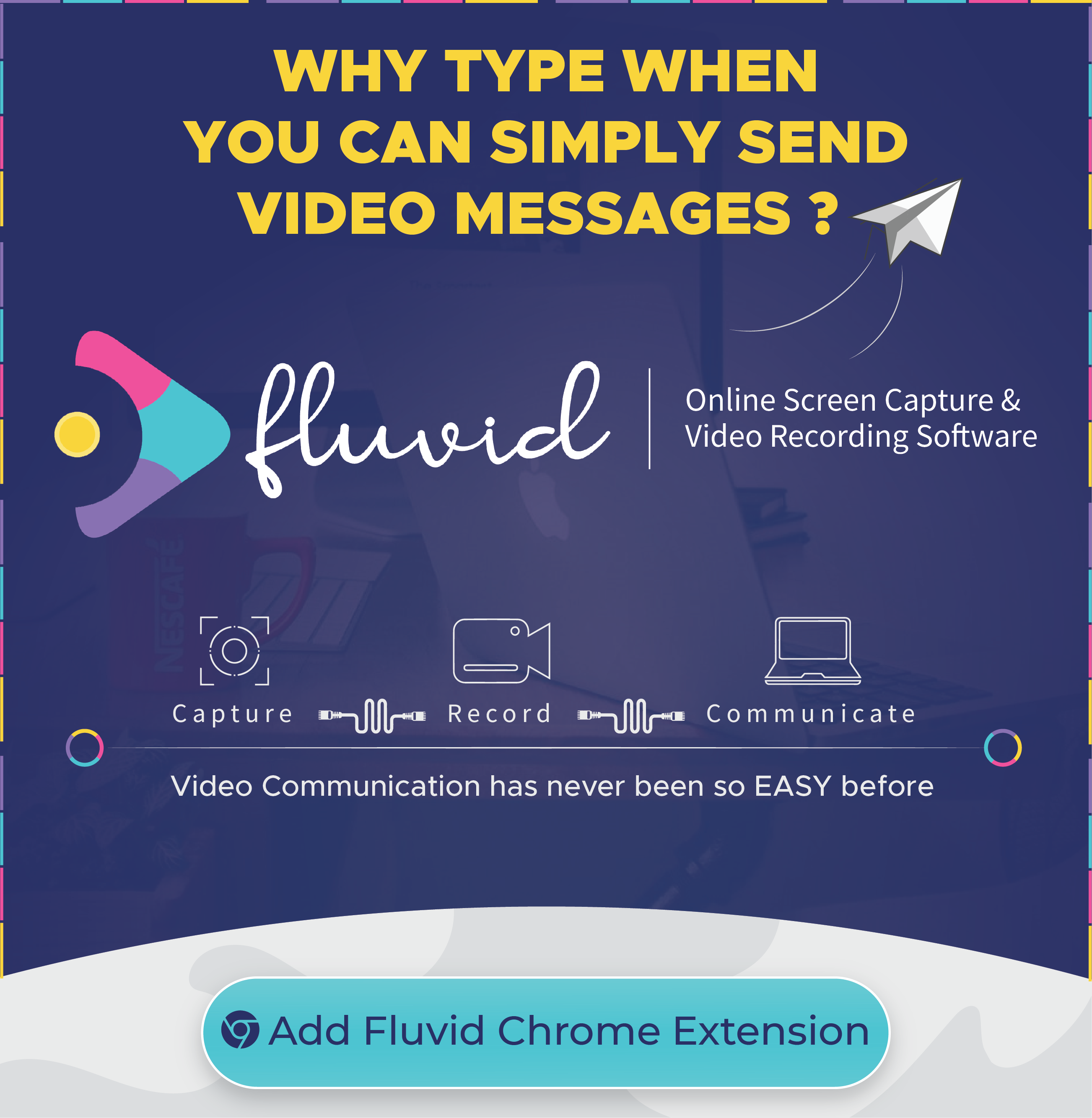 Fluvid - Online Screen Capture & VIdeo Recording Software