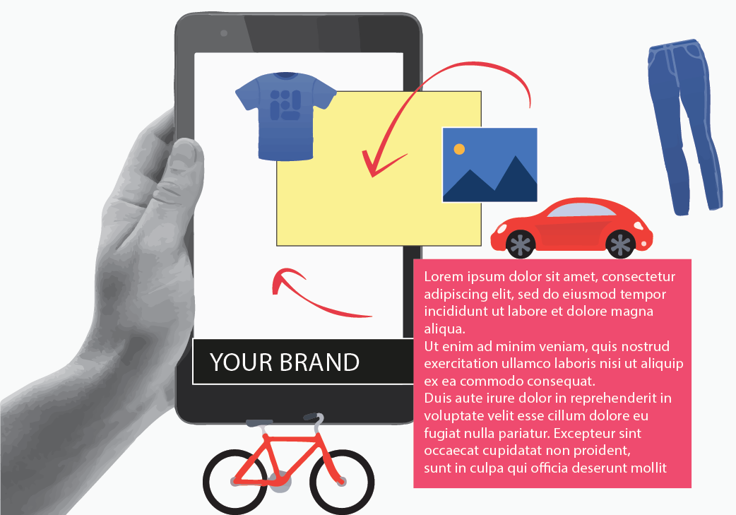 Usage of Dynamic Product Ads