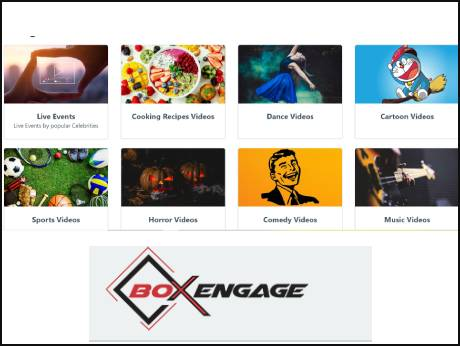 BoxEngage - Tiktok alternative app India