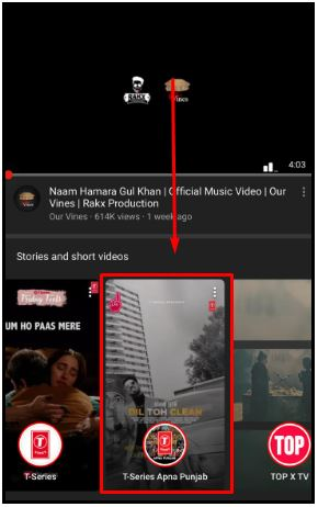 share video with your audience to grow youtube channel