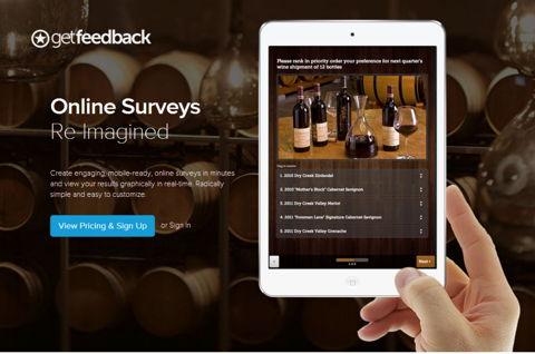 Survey Software & Questionnaire Tools