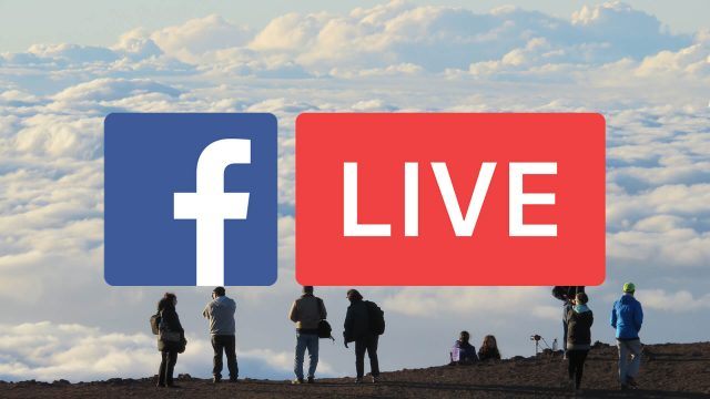 Live Streaming Software for Facebook