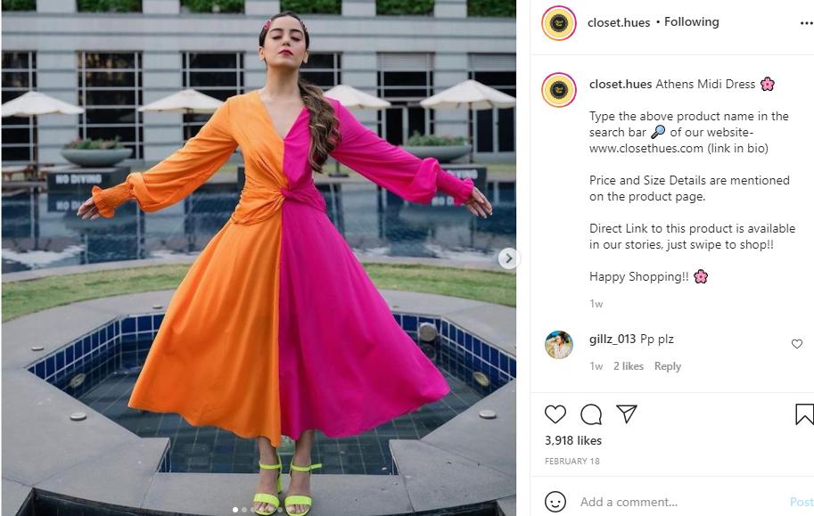 Best Fashion Brands on Instagram