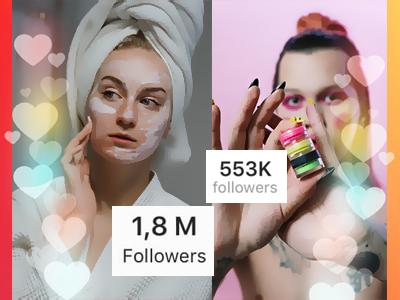 Fashion business on Instagram