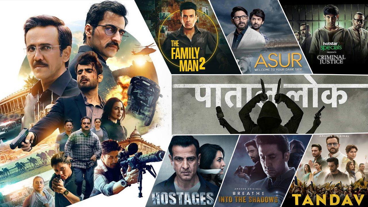 best thriller web series to watch on 2021