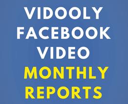 Facebook Monthly Report